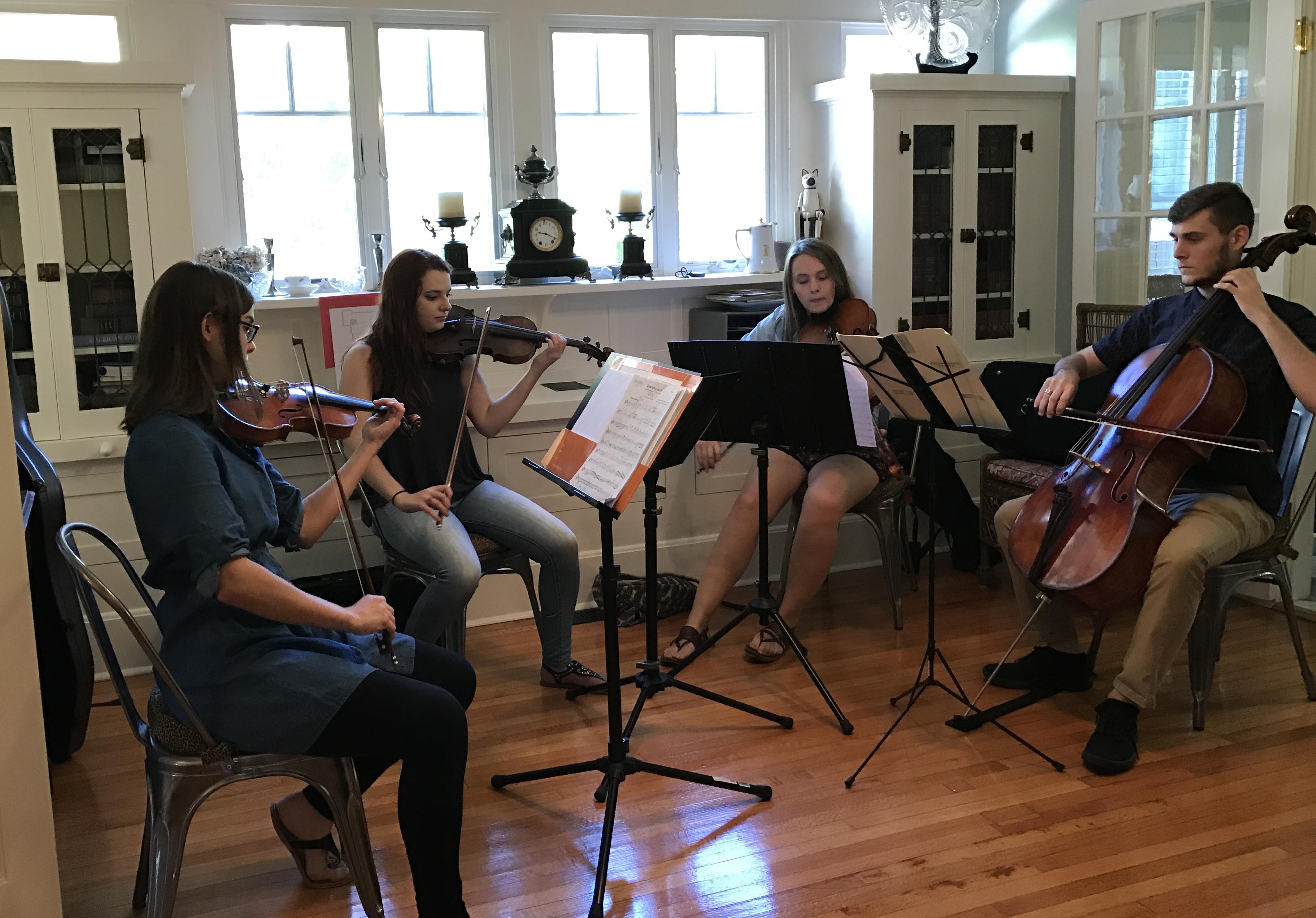 Tallahassee-Quartet
